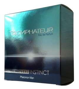 Уценка 50% Парфюмерная вода с ферамонами Natural Instinct Triomphateur, 100 мл