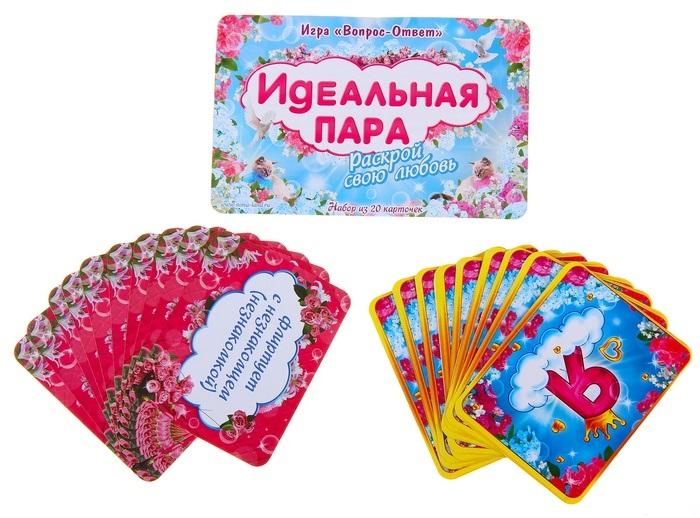 Игра-карточки