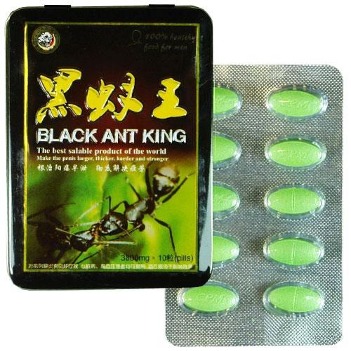 Мужской препарат Королевский ЧЕРНЫЙ МУРАВЕЙ Black Ant King, 1 капс.