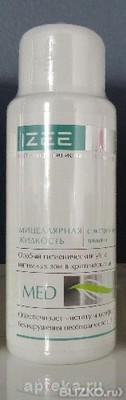 Мицеллярная жидкость для интимных зон ИЗЕЕ (IZEE) с экстрактом тимьяна для женщин в критические дни, 250 мл