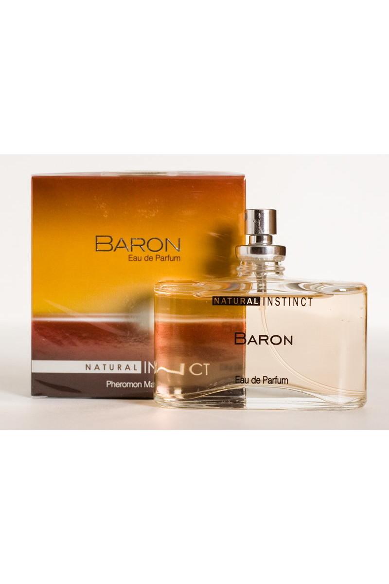Парфюмерная вода с феромонами Natural Instinct   BARON мужская, 100 мл