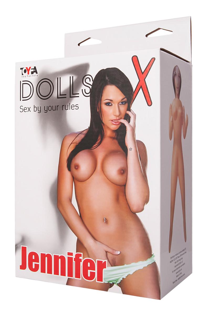 Кукла JENNIFER надувная полноразмерная