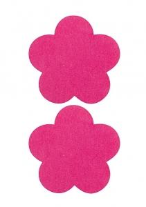 Пэстисы ЦВЕТЫ,   розовые, 7 см