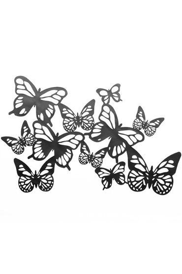 Маска--бабочки SYBILLE на стикерах от Bijoux Indiscrets (Испания)