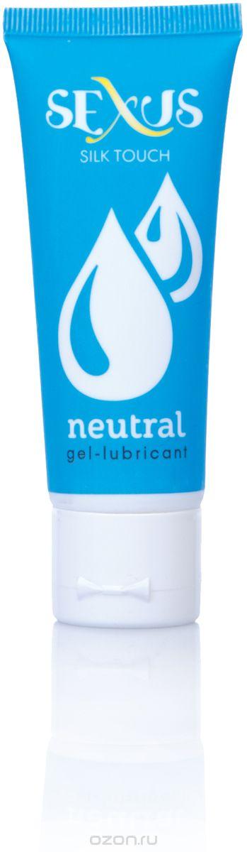Увлажняющий  нейтральный гель-любрикант SILK TOUCH NEUTRAL для чувствительной кожи, 50 мл