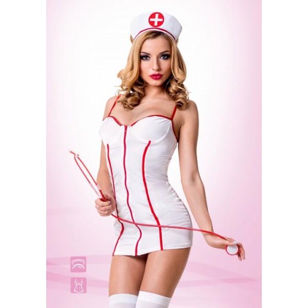 Игровой костюм Страстная Медсестричка, разм. S/M (44-46)