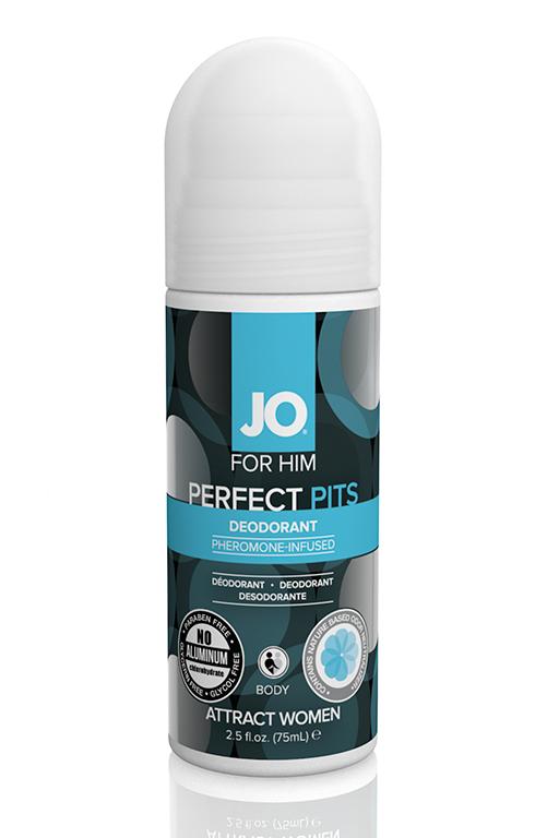 Дезодорант с феромонами для мужчин JO PHR Deodorant Men - Women, 75 мл
