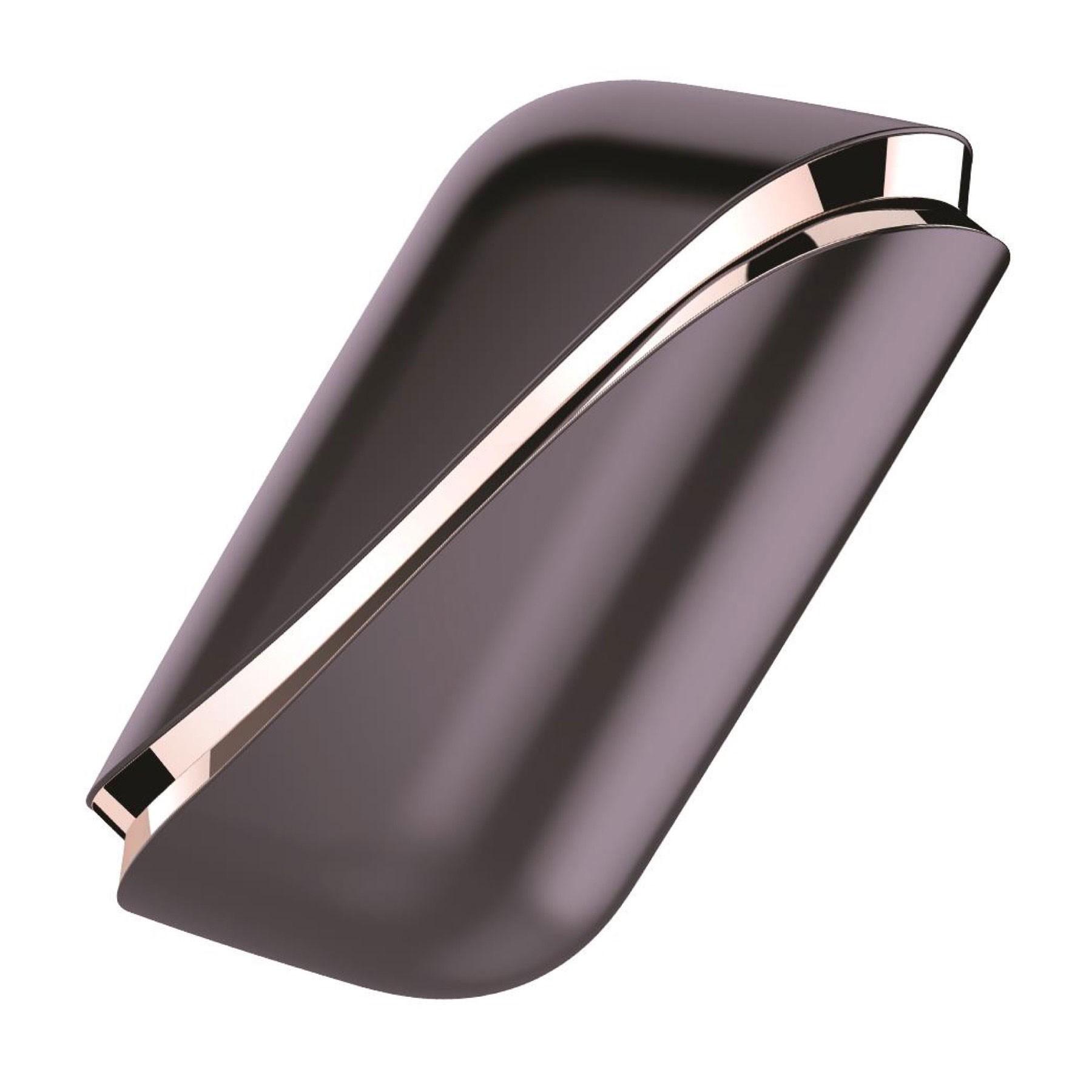 Перезаряжаемый вакуумно-волновой бесконтактный стимулятор клитора SATISFYER PRO TRAVELER. 11 режимов. силикон+АВС-пластик, 9,8х4,6х3,6 cм