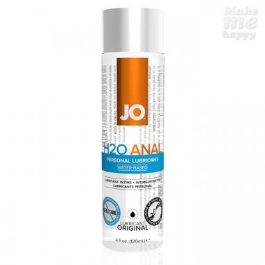 Персональный анальный любрикант на водной основе JO Anal H2O, 120 мл