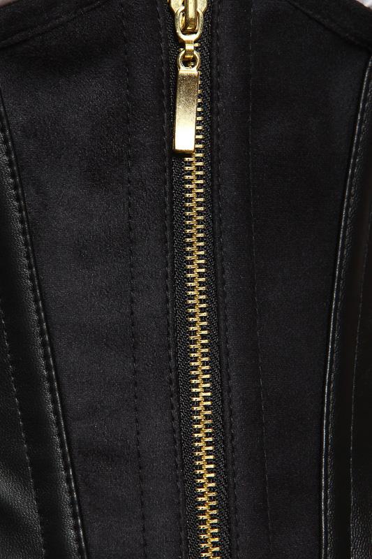 АКЦИЯ 25%! Корсет-пояс SUEDE and LEATER CINCHER, натуральная кожа+замша, вшитые упругие пластины, черный, разм. S,M, L