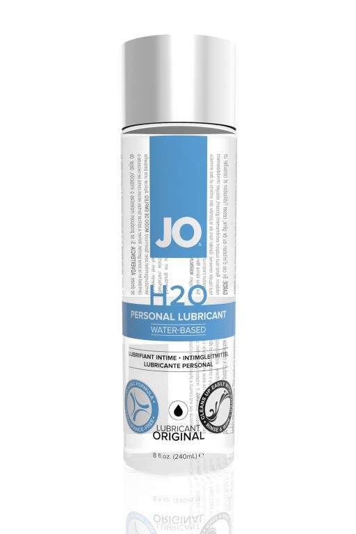 Классический охлаждающий лубрикант на водной основе JO H2O COOL,  120 мл