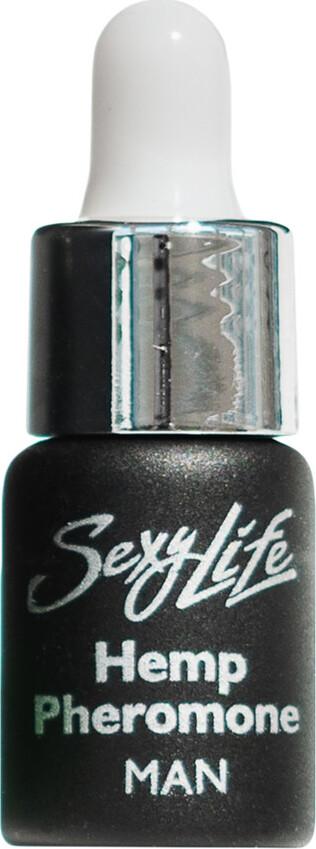 Духи мужские с феромонами Sexy Life HEMPOIL Pheromone, 5 мл
