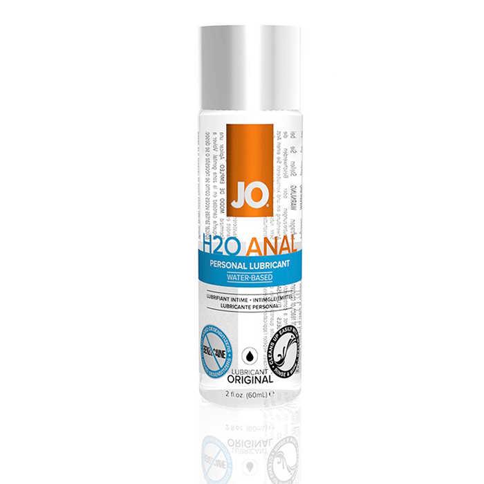 Анальный любрикант на водной основе JO Anal H2O 60 мл