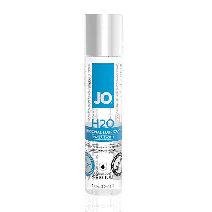 Классический любрикант на водной основе JO H2O, 30 мл