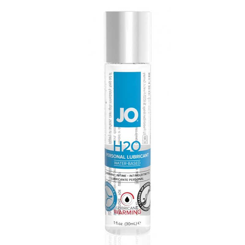 Возбуждающий любрикант JO Personal Lubricant H2O Warming, 30 мл