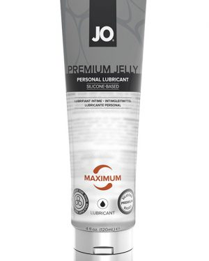 Густой любрикант на силиконовой основе Jo Premium Jelly Maximum, 120 мл