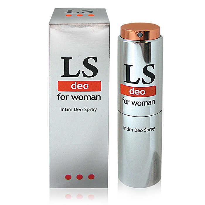 Женский дезодорант для интимной зоны LOVESPRAY DEO для женщин 18 мл