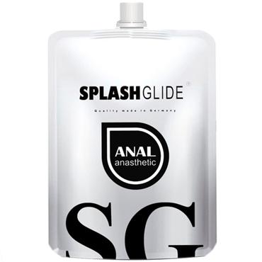 Анальный лубрикант Splashglide ANAL  ANESTETIC с анастетиком, на водной основе,  100 мл