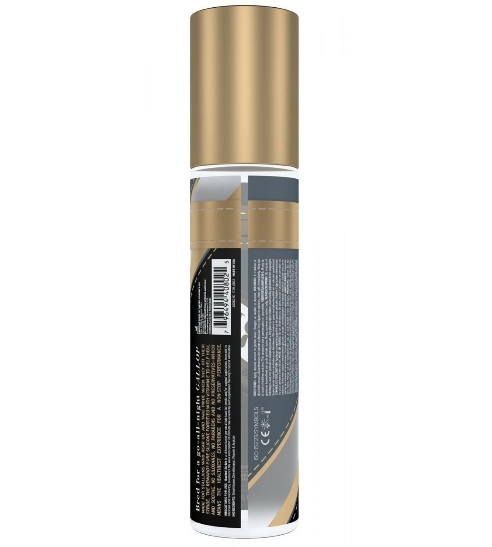 Любрикант на силиконовой основе BUCCKED STRIDE, 120 мл