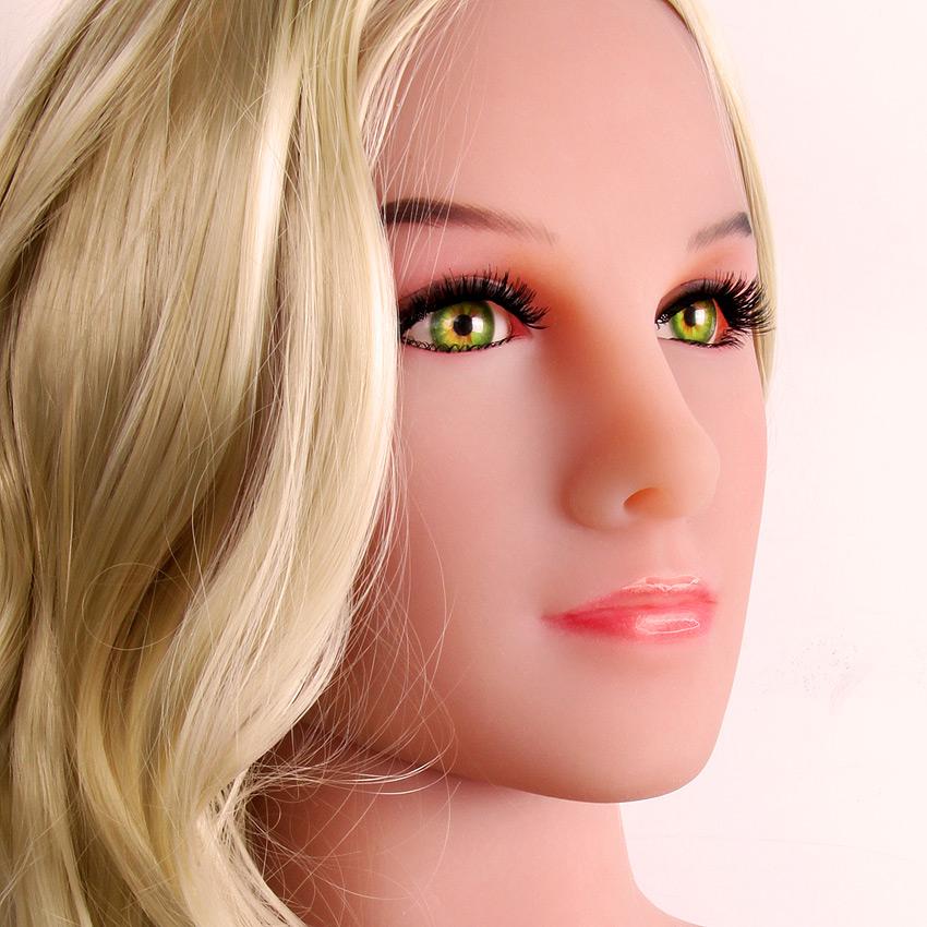 Кукла МИШЕЛЬ с вибрацией, рост 146 см, вес 34 кг