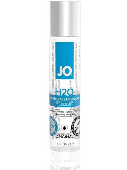 Классический любрикант SYSTEM  JO H2O  на водной основе, 30 мл.